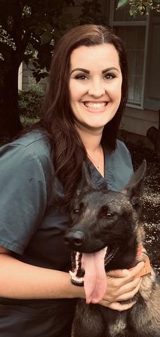 Tiffany - Client Care at Companion Animal Hospital, Phenix City, AL