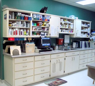 Veterinary Pharmacy at Companion Animal Hospital in Phenix City, AL